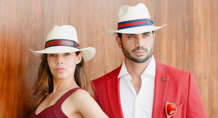 sombreros panamá en México