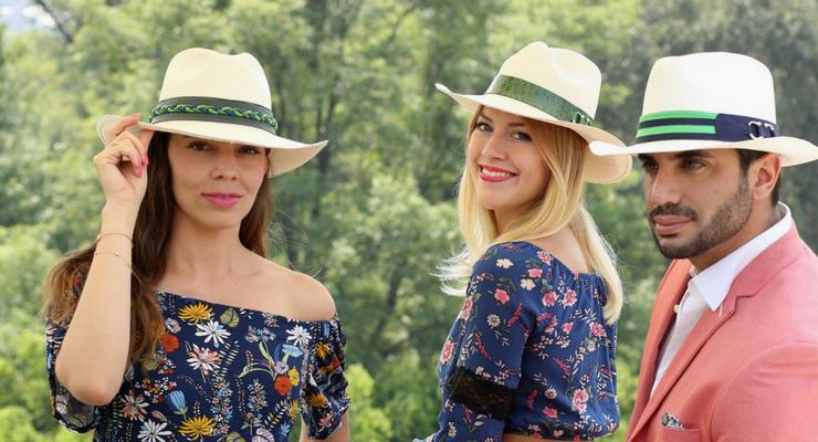 Sombreros Panamá Montecrsiti