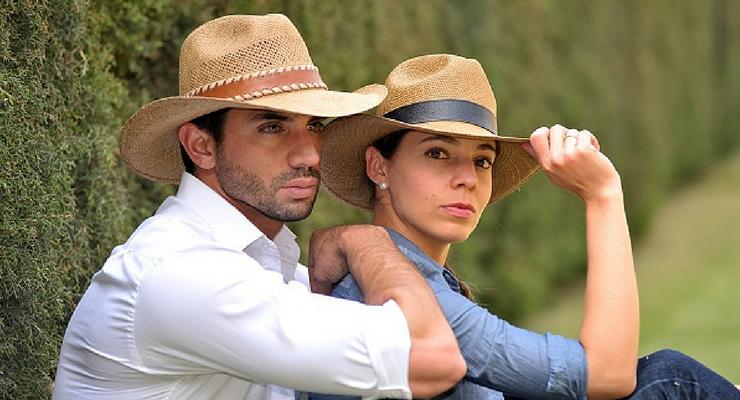 Sombrero Panamá Guadalajara