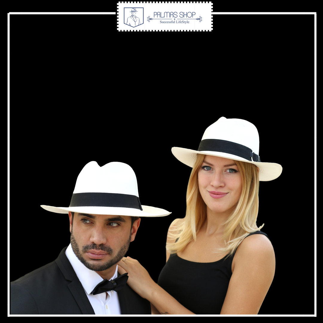 sombreros panama autenticos